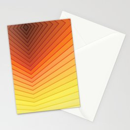 Geometric Series - pattern 201109 Stationery Cards