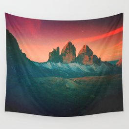 Dreaming Away Wall Tapestry