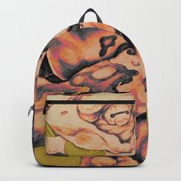 Golden Toad V.1 Backpack