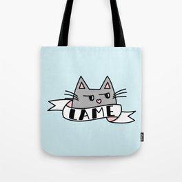 Unimpressed Tote Bag