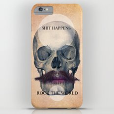 Rock the World / (Skull Collection) iPhone 6s Plus Slim Case