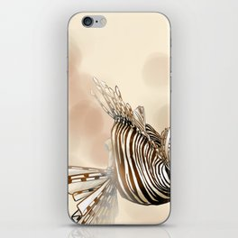 Poisson : Rascasse iPhone Skin