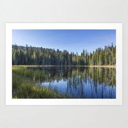 Siesta Lake Art Print