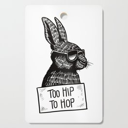 Too Hip To Hop Cutting Board