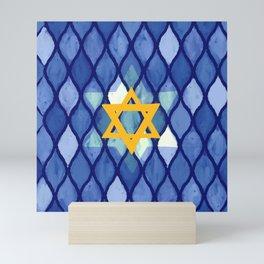 Jewish Celebration Mini Art Print