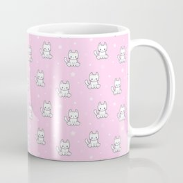 Cute kitty cat Coffee Mug