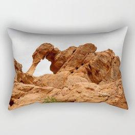 Elephant Rock - Valley of Fire Rectangular Pillow