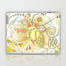 Untethered Paisley Laptop & iPad Skin