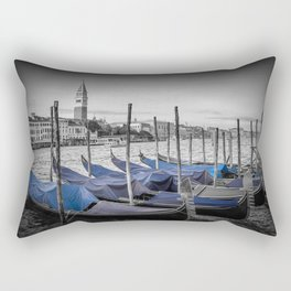 VENICE Grand Canal and St Mark's Campanile Rectangular Pillow