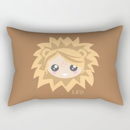 Leo  Rectangular Pillow