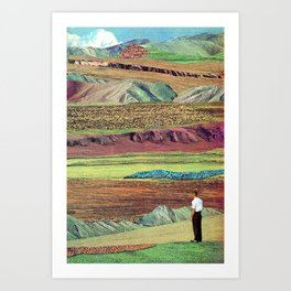 Things You Find in the Wild Art Print
