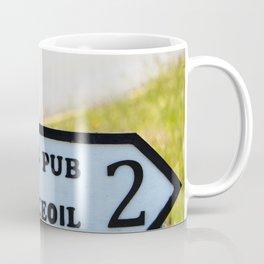 Craic agus Ceol Donegal Coffee Mug