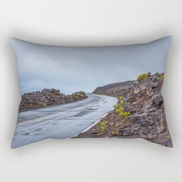 The Endless Road Rectangular Pillow