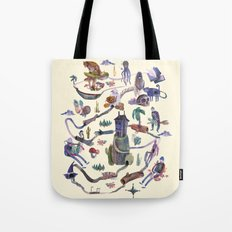 the MAP Tote Bag