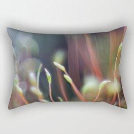 Macro-painting Rectangular Pillow