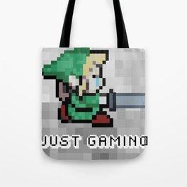 JUST GAMING Tote Bag