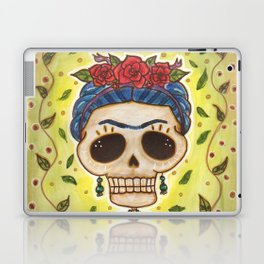 Frida Day of the Dead Laptop & iPad Skin