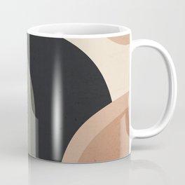 abstract minimal sunrise Coffee Mug