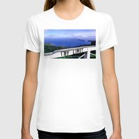 philippines T-shirts featuring OFF LIMIT (Philippines) by Julie Maxwell