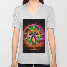 Fertile imagination 5 Unisex V-Neck