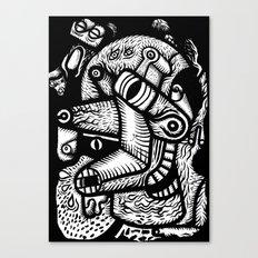 Dali #1 - the print Canvas Print