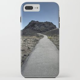 craters of the moon. iPhone Case