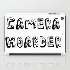 Camera Hoarder iPad Case