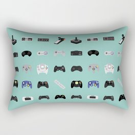 Console Evolution Rectangular Pillow