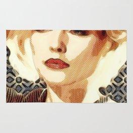 Debbie Harry, Blondie Rug