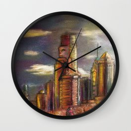 Philadelphia 2007  Wall Clock