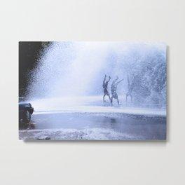 RAIN DANCE Metal Print