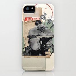The High iPhone Case