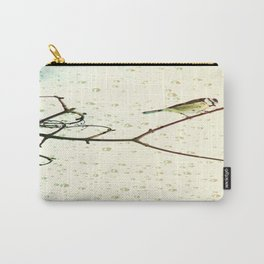 Birdy in the rain Carry-All Pouch