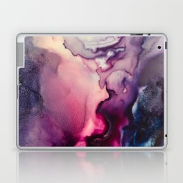 Mission Fusion - Mixed Media Painting Laptop & iPad Skin