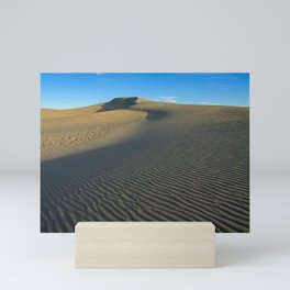 Killpecker_Sand_Dunes 3, Sweetwater_County, WY Mini Art Print