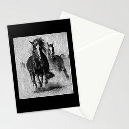 Black Beauty - 224 Stationery Cards