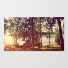 best memories always  Canvas Print
