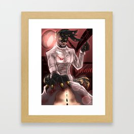 What Makes You Tick Framed Art Print