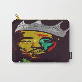 Tupac's Back Carry-All Pouch