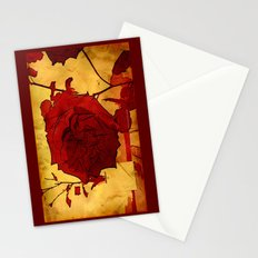 2nd Place Rose - 024 Stationery Cards