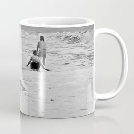 Bathing Woman in Vietnam - analog Coffee Mug