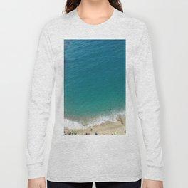 Italian Beach 1 Long Sleeve T-shirt