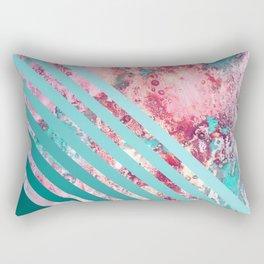 Texture and design #1 Rectangular Pillow