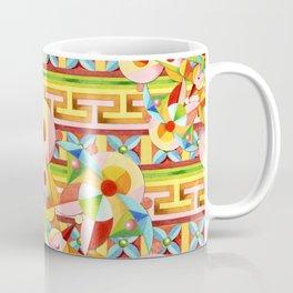 Rainbow Fiesta Coffee Mug