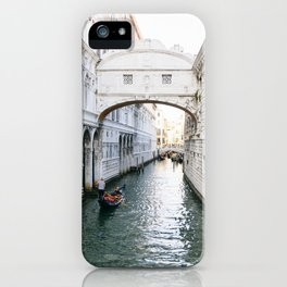 Venice Canals iPhone Case