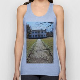 Cherokee Nation - The Historic George M. Murrell Home, No. 3 of 5 Unisex Tank Top