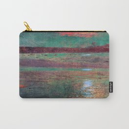 COLORED MORNING SUN Carry-All Pouch