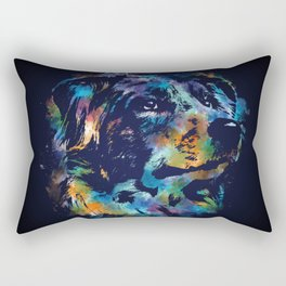 Australian Shepherd dog - Aussie Rectangular Pillow