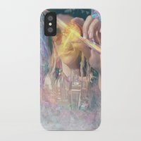 occult iPhone & iPod Cases featuring Olwen's Occult by Devin C. Fitzpatrick