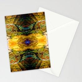 God's eye Stationery Cards